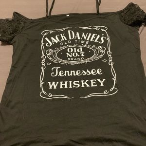Jack Daniels shirt, used for sale
